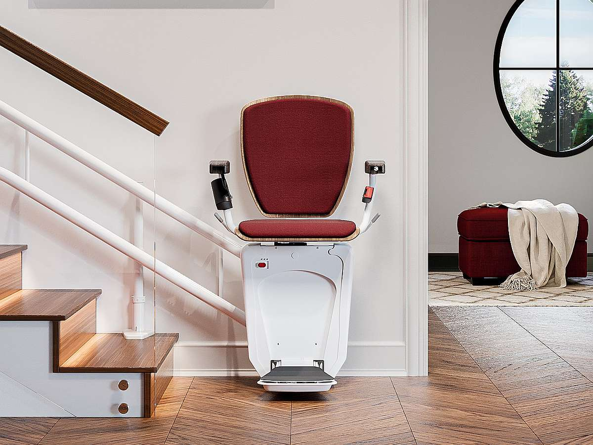 Alpha stairlift installation video