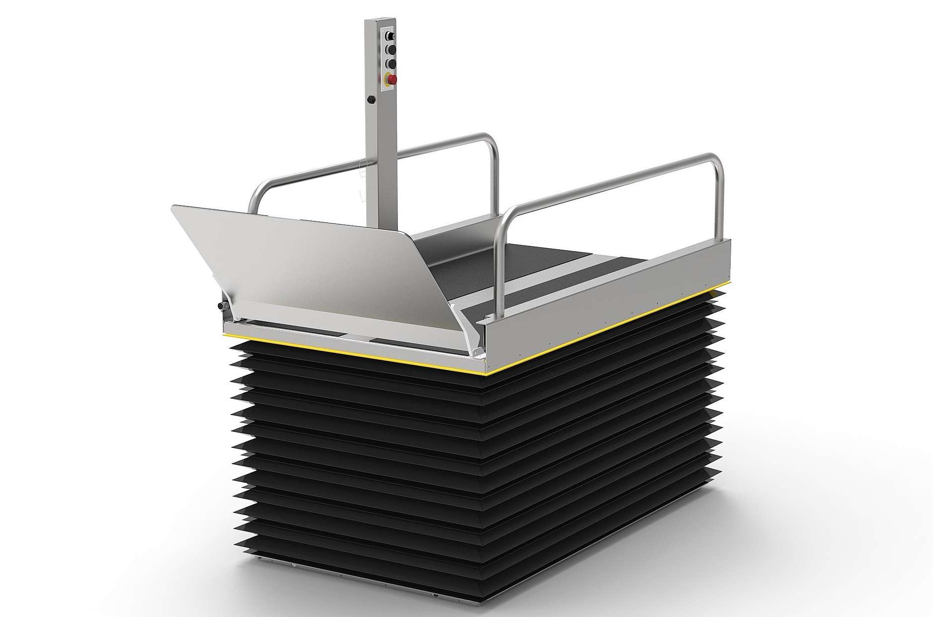 Plate-forme élévatrice verticale Liftboy 1m