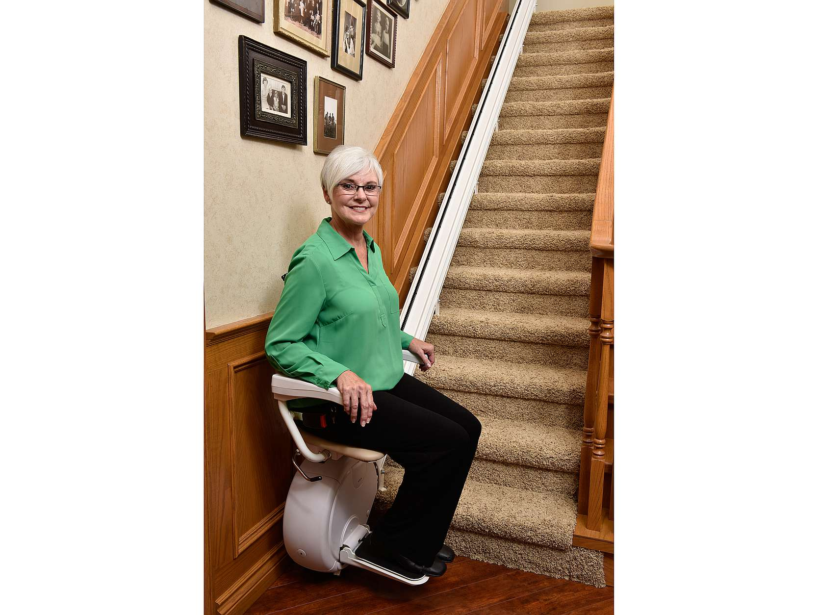 Straight Stairlift Essential