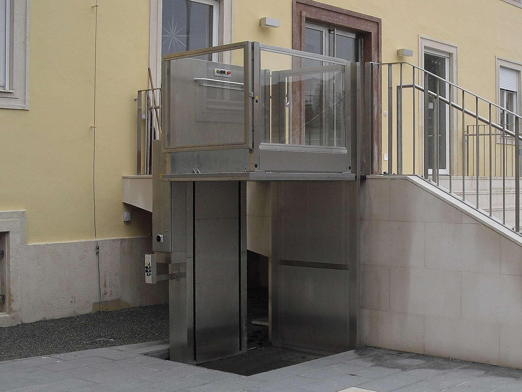 Alpin - plataforma vertical