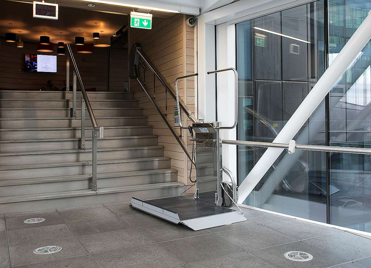 Platform stairlift Ireland